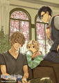 TVアニメ「Room Mate」、第6話のあらすじ&先行場面カットが公開! 最新グッズ情報も到着
