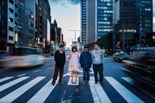 原作者・諫山創との相思相愛感がたっぷり。神聖かまってちゃんのニューシングルは「進撃の巨人」づくしの1枚に