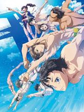 夏アニメ「DIVE!!」、最新ビジュアル公開! 櫻井孝宏、中村悠一、杉田智和ら追加キャストも発表