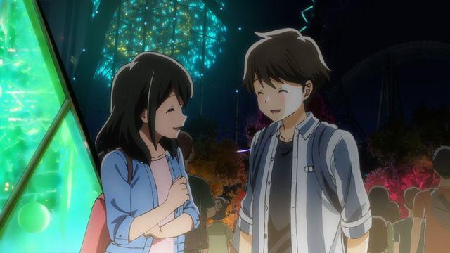 第7話「惜しみなく愛は奪う」 夏休み。期末試験も終え、千夏の誘いで同級生たちと遊園地へ。 交際を明らかにしていない小太郎と茜がぎこちなく同行する中、