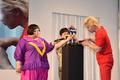 【東京おもちゃショー2017】大先輩・野沢雅子のコメントに三ツ矢雄二も感激! メイプル超合金も興奮の「DX超合金魂 コン・バトラーV」発表会