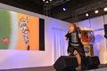 【東京おもちゃショー2017】アイドルのタワーブリッジに、よゐこ・濱口悶絶! 祝・ガシャポン40周年!復活「キンケシ」ステージ