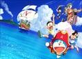 来年の春休みは大海原で大冒険!2018年3月「映画ドラえもん のび太の宝島」公開決定!