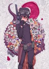 「キノの旅」TVアニメ今秋放送決定! 黒星紅白描き下ろしティザービジュアル&スタッフ発表!!