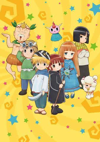 夏アニメ「魔法陣グルグル」OPテーマはORESAMA「Trip Trip Trip」に決定!