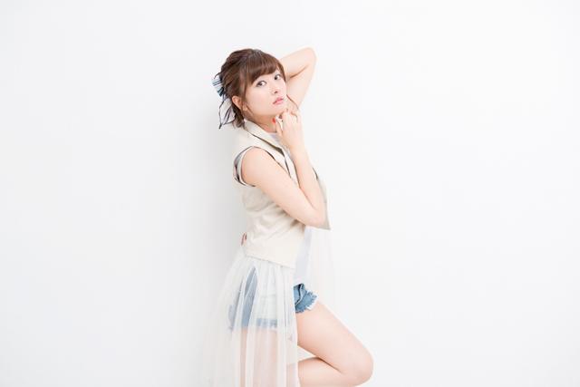新曲は明るく、爽やかに。沼倉愛美の1stアルバム「My LIVE」が完成!