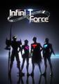 秋アニメ「Infini-T Force(インフィニティ フォース)」、追加キャラ&キャスト解禁! ヒロイン・界堂笑役は茅野愛衣