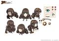 秋アニメ「Code:Realize ~創世の姫君~」、メインキャラクター設定画を公開!