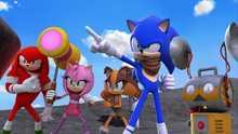 最新3DCGアニメ「ソニックトゥーン」日本語吹替版が7月1日(土)よりNetflixで国内独占配信決定!