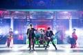 """GRANRODEO、プロレスラーの""""スイーツ真壁""""扮する #モテゴリラ 登場! 「最遊記RELOAD BLAST」OPの新曲MV公開"""