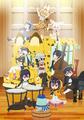 「けものフレンズ」のオーケストラコンサート『もりのおんがくかい』限定のアニメ版キービジュアル解禁! 会場限定グッズも販売