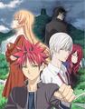 TVアニメ「食戟のソーマ」、第3期「餐ノ皿」が2017年秋に放送決定! キービジュアルも解禁に