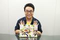 人気マンガ「あさがおと加瀬さん。」のファンの声優・落合福嗣オフィシャルインタビューが到着