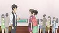 夏アニメ「スカートの中はケダモノでした。」、原作・ハナマルオ先生&メインキャストコメント到着!&第1話先行場面カット公開