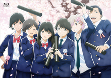 TVアニメ「月がきれい」、 BD/DVD-BOXのジャケット&ブックケースイラストを公開! テレビ埼玉での再放送も決定