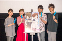 TVアニメ「サクラダリセット」、第12・13話先行上映会のオフィシャルレポートが到着! 石川界人、花澤香菜、櫻井孝宏、河西健吾らも登壇