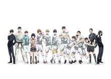 TVアニメ「潔癖男子!青山くん」、中原・浪川・子安・三木ほか、豪華キャスト第3弾が発表に!