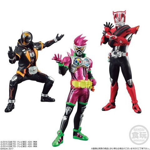 HDMシリーズの主役ライダーコンプリートが実現可能な「HDM創絶 仮面ライダー 平成ジェネレーションズ」予約受付締切迫る!