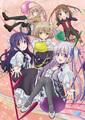 夏アニメ「天使の3P!」1話先行場面写&6月25日ファンミーティングレポート到着!