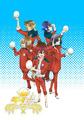 【アニメコラム】アニメライターが選ぶ、2017年春アニメ総括レビュー! 「正解するカド」「月がきれい」など、5作品を紹介!!