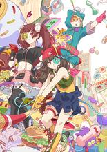 2017年10月放送のTVアニメ「URAHARA」、メインキャスト&ビジュアル公開! 春奈るなが声優初挑戦