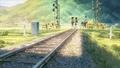 大ヒットアニメ映画「君の名は。」早くもdTVで配信開始! 「言の葉の庭」「秒速5センチメートル」など新海誠作品も配信中