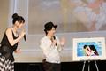 それは愛の物語! 幾原監督&三石琴乃さんが登壇。劇場版「美少女戦士セーラームーンR」応援上映&スペシャルゲストトーク