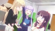 夏アニメ「NEW GAME!!」、第3話あらすじ&場面カットを公開!JOYSOUNDとのコラボ情報も発表
