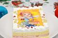 キャラデコプリントケーキで「ラブライブ!サンシャイン!!」のチカっちこと高海千歌ちゃんのお誕生日をお祝いしてみた!!