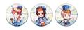 【動画あり】「ヘタリア キャラクターソングCD The BEST」シリーズのVol.3のジャケット写真バッジ画像、さらに試聴動画も公開!