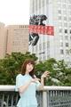 新宿に2体目のゴジラ出現!? 花澤香菜とアニメ映画「GODZILLA 怪獣惑星」奇跡の2ショットが実現!!