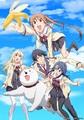 2017夏アニメ「アホガール」DVD購入者イベントの出演者が決定! 悠木碧、杉田智和、上坂すみれらキャストが多数登壇予定