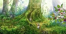 森に住むこびとの日常を描く「ハクメイとミコチ」アニメ化決定! アニメーションスタジオ「Lerche」が製作