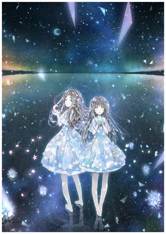 ClariSのニューシングル「SHIORI」のジャケット写真が公開! TVアニメ「終物語」EDテーマ