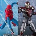 8月11日に公開となる「スパイダーマン:ホームカミング」から、「S.H.Figuarts スパイダーマン&アイアンマン」が登場!!