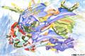 アニメ「聖戦士ダンバイン」Blu-ray BOXII発売決定! 120分におよぶ宮武一貴イラスト制作記録映像も収録