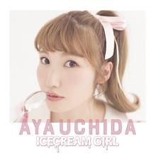 声優・内田彩の新アルバム「ICECREAM GIRL」ジャケットとリード曲「Yellow Sweet」のMusic Videoが公開!