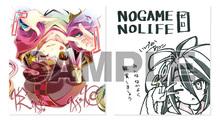 アニメ映画「ノーゲーム・ノーライフ ゼロ」、入場者プレゼント第6弾が決定!
