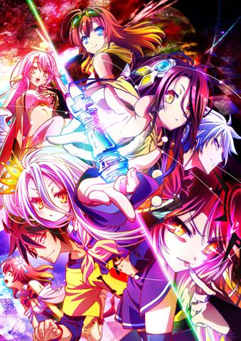 アニメ映画「ノーゲーム・ノーライフ ゼロ」、9月16日(土)よりMX4Dシアターでの上映が決定! 4DX・MX4Dシアター限定プレゼント情報も