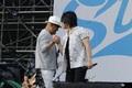 小野大輔、鈴村健一、森久保祥太郎、寺島拓篤らが富士山に向かって歌い踊る、野外フェス! 「おれサマー」1日目レポート