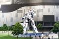「TOKYO ガンダムプロジェクト 2017」始動!! 実物大ユニコーンガンダム立像オープンに先駆け8月26日よりフォトデッキを設置