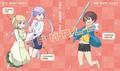 夏アニメ「NEW GAME!!」、BD/DVD第1巻のジャケットが公開! 最終回上映イベント&SPイベントも開催決定