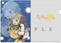 夏アニメ「クリオネの灯り」、Blu-rayのショップ購入特典・A4クリアファイル(4種類)のデザインを公開!