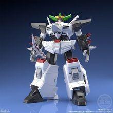 すごい…! すごく強い! すごくでかい! すごいロボットだ!! スーパーミニプラに「ガオガイガー」からキングジェイダー、堂々登場!!