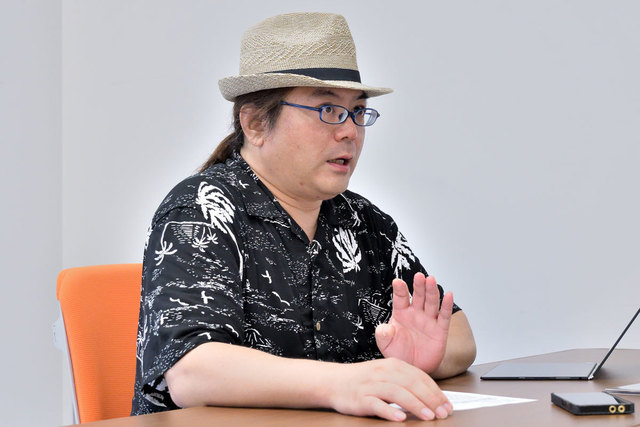 AVライター・野村ケンジ氏