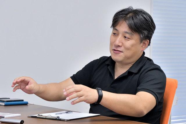 「アキバ総研」編集長・鎌田剛