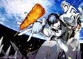 日常のあるある満載のSFギャグ「宇宙戦艦ティラミス」が2018年にアニメ化決定! 制作は「GONZO」が担当