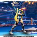 燃えるあたしはレインボーーーーー!!「ストリートファイターV」から女子プロレスラーのレインボー・ミカがS.H.Figuartsに登場!!