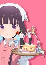 TVアニメ「ブレンド・S」第2弾PV&OP主題歌情報公開! さらに9月29日(金)にメインキャスト3名登壇の先行上映会開催決定!