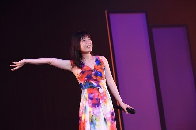 伝説のライブ「林原めぐみ 1st LIVE~あなたに会いに来て~」が、9月9日にWOWOWで一夜限りの放送決定!
